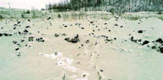 """""""Космічний пил"""" або """"фарба"""": в Росії випав зелений сніг - today.ua"""