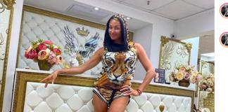 Чого боїться Волочкова: зірка заборонила коментарі в Instagram - today.ua