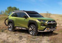 Toyota разрабатывает новый кроссовер 4Active - today.ua