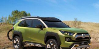 Toyota розробляє новий кросовер 4Active - today.ua