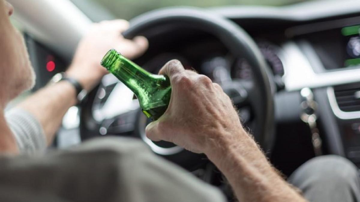 Депутаты предлагают арестовывать пьяных водителей - today.ua
