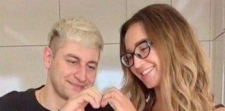 Бузова приперла своего бойфренда Манукяна к стене беременным животом - today.ua