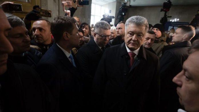 """&quotОни мониторят мою переписку"""": Порошенко считает, что новая власть ему мстит - today.ua"""