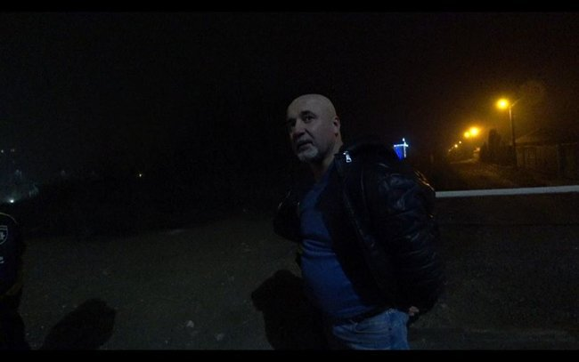 Колишній начальник ДАІ України Єршов затриманий у Києві за п'яну їзду