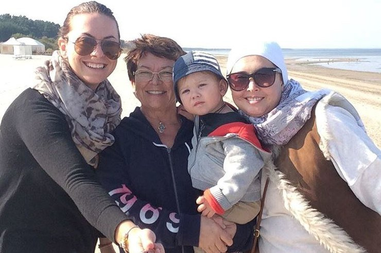 Незадовго до смерті Жанна Фріске зробила приголомшливе зізнання про свого сина