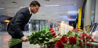"""""""Я поверну всіх загиблих"""": Зеленський зробив нову заяву щодо жертв в авіакатастрофі МАУ """" - today.ua"""