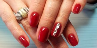 """Червоний манікюр 2020: модні кольори та варіанти дизайну (фото) """" - today.ua"""