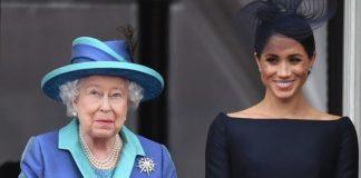 """Скандал у королівському сімействі: королева Єлизавета хоче обібрати Меган Маркл до нитки"""" - today.ua"""