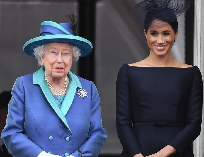 Скандал у королівському сімействі: королева Єлизавета хоче обібрати Меган Маркл до нитки - today.ua