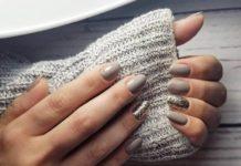 Мінімалізм в манікюрі 2020: модні варіанти нейл-арту в сірому кольорі - today.ua
