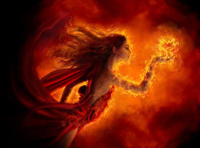 Овен знак зодиака стихия огонь