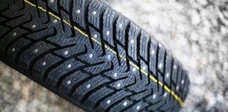Почему шипованные шины становятся бесполезными зимой - today.ua