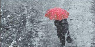 Мокрый снег и заморозки: синоптики предупредили об ухудшении погоды в конце недели - today.ua