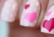 Манікюр на День святого Валентина: варіанти святкового дизайну нігтів (фото) - today.ua
