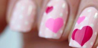 Маникюр на День святого Валентина: варианты праздничного дизайна ногтей (фото) - today.ua