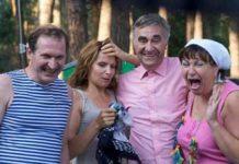 """""""Така шикарна пара"""": акторів серіалу """"Свати"""" одружили в реальному житті - today.ua"""