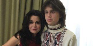 Тяжелобольную Заворотнюк впервые навестил в клинике сын: дела совсем плохи - today.ua