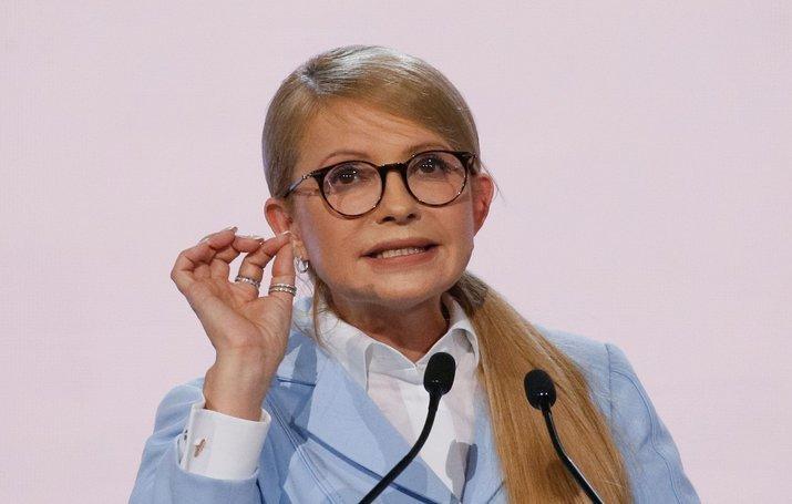 """""""За адекватні межі карантину, а не за психоз"""": Тимошенко розкритикувала владу за введення НС через коронавірус - today.ua"""