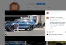 В Сети показали обновленный Volkswagen Tiguan - today.ua