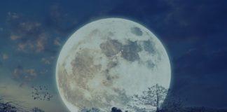 """Лунное затмение 10 января: на кого повлияет, и как уберечься """" - today.ua"""