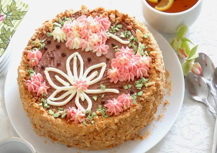 """&quotКиївський торт"""" без випічки: рецепт дуже смачного десерту за півгодини - today.ua"""