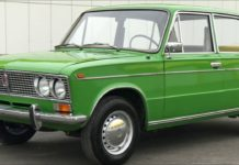 Капсула времени: ВАЗ-2103 1972 года с пробегом 1 тыс. км - today.ua