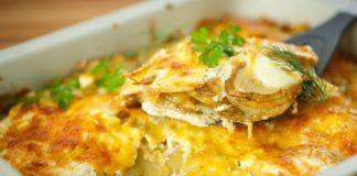 Как приготовить французскую картошку в молоке: пошаговый рецепт - today.ua