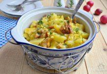 Картофельная запеканка в микроволновке: пошаговый рецепт полноценного ужина - today.ua