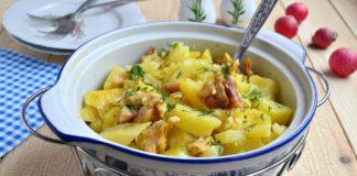Картопляна запіканка в мікрохвильовці: покроковий рецепт повноцінної вечері - today.ua