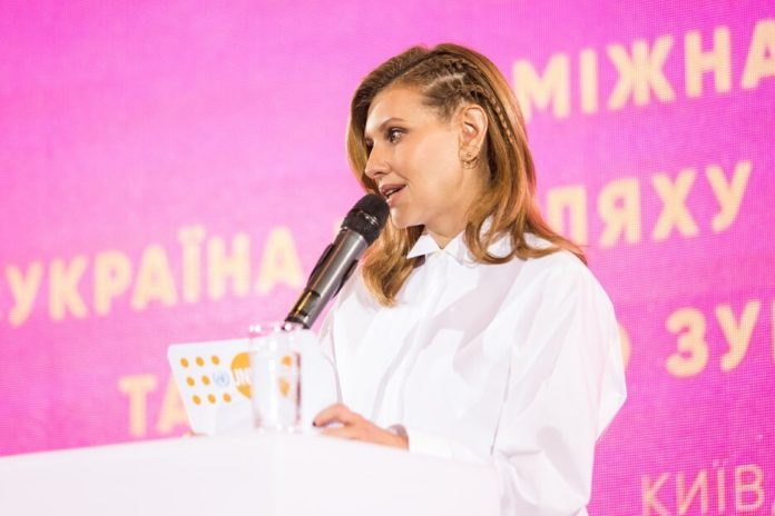 """&quotКожному варто це запам'ятати"""": Олена Зеленська звернулась до всіх жінок - today.ua"""