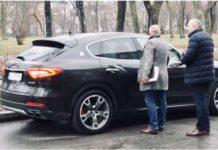 Подозреваемый в коррупции нардеп приехал на заседание суда на Maserati - today.ua