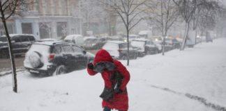 Мороз и метели: синоптики предупредили о резком ухудшении погоды - today.ua