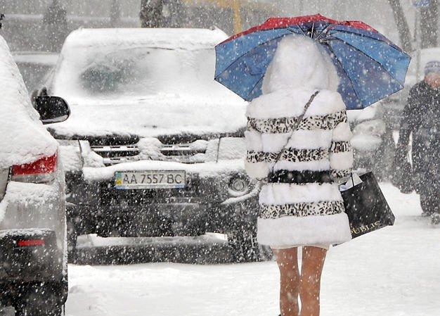 Мороз та хуртовини: синоптики попередили про різке погіршення погоди