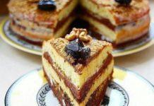 Домашній сметанник нашвидкуруч: смачний рецепт улюбленого торта з дитинства - today.ua