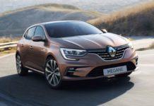 Renault представив оновлений Megane - today.ua
