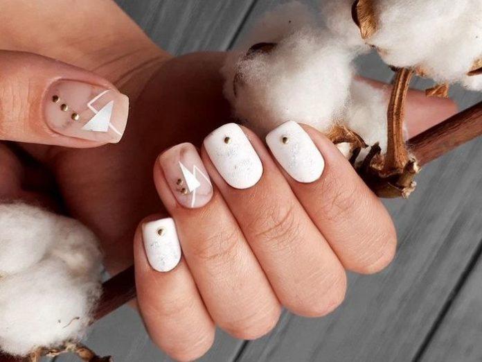Белый маникюр 2020: последние тенденции модного дизайна (фото) - today.ua