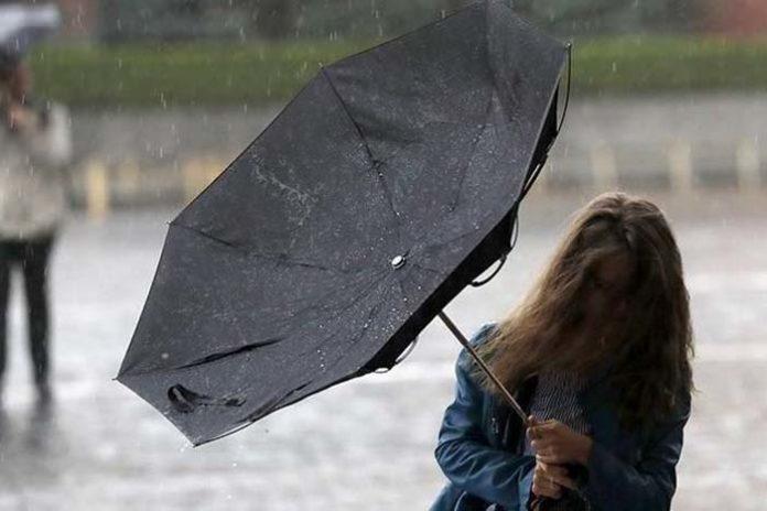 На Украину надвигается штормовая буря с ливнями и мокрым снегом: синоптики ошарашили прогнозом - today.ua