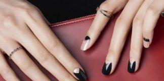 Модный чёрный маникюр 2020: стильные идеи и новинки нейл-арта (фото) - today.ua