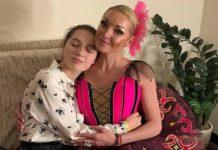 Волочкова почти потеряла дочь: Ариадне заменила мать другая женщина - today.ua