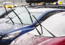 """Почему зимой нельзя поднимать """"дворники"""" на автомобиле - today.ua"""
