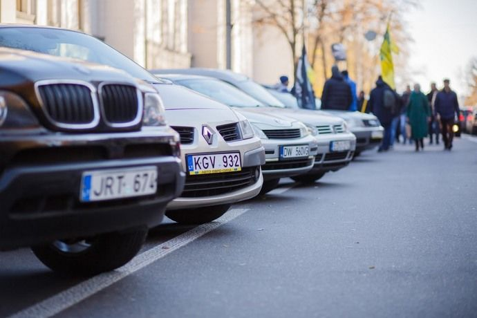 Доступне розмитнення «євроблях» стало ближче - today.ua