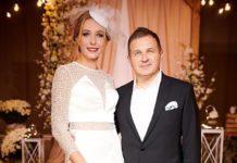 Осадча та Горбунов святкують третю річницю весілля: вітали одне одного в Instagram - today.ua