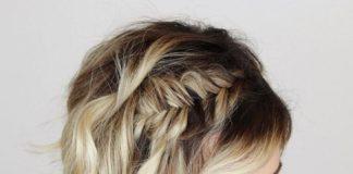 """Найкращі жіночі зачіски на коротке волосся: як заплести гарні коси (фото)"""" - today.ua"""