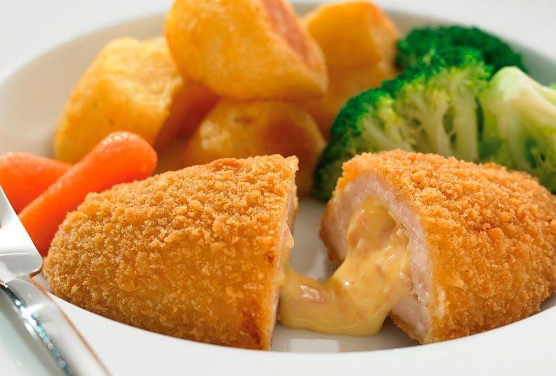 Котлети по-київськи в домашніх умовах: покроковий рецепт знаменитої страви