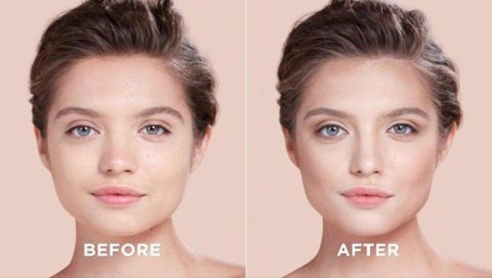 Секреты красоты: макияж для широкого лица – 3 простых трюка от визажистов
