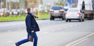 Пешеходов-нарушителей начнут штрафовать наравне с водителями - today.ua