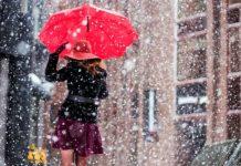 Погода в Украине резко изменится: синоптики обещают дожди, мокрый снег и сильный ветер - today.ua