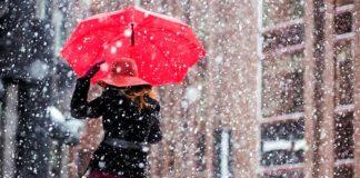 """Погода в Україні різко зміниться: синоптики обіцяють дощі, мокрий сніг та сильний вітер"""" - today.ua"""