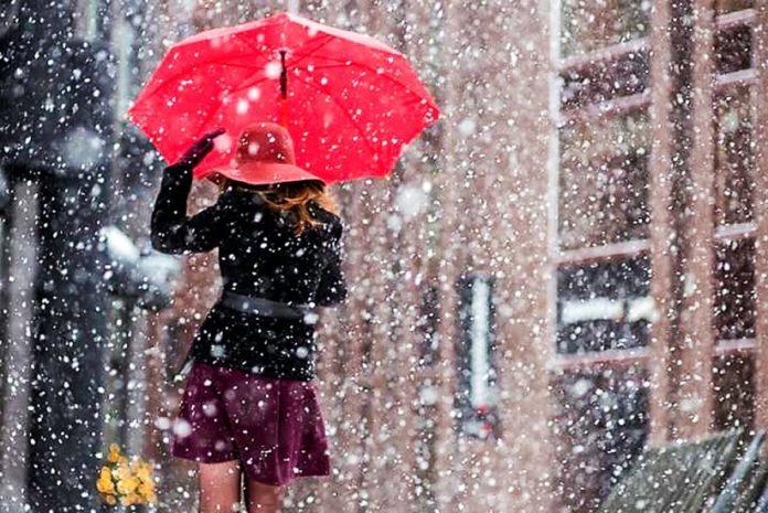 Погода в Україні різко зміниться: синоптики обіцяють дощі, мокрий сніг та сильний вітер - today.ua