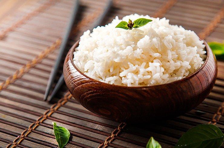 Рисовая диета на 40
